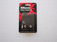 DIMARZIO Fasteners for ClipLock Straps Regular Length Black DD2201