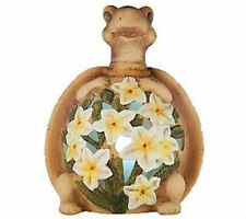 Qvc Home Reflections Battery Operated Indoor Outdoor Turtle Luminary