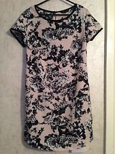 New Look Short Sleeve Mini Floral Dresses for Women