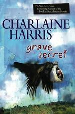 Grave Secret – Charlaine Harris – 1st Edition Hardcover – Harper Connelly #4