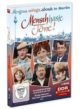 Mensch haste Töne! Morgens, mittags, abends in Berlin Helga Hahnemann DVD Neu