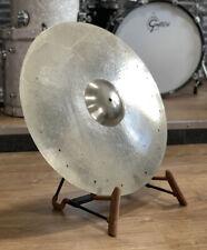 "Vintage Paiste Stambul 22"" Cymbal #393"