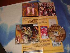 MC5 – Kick Out The Jams USA ELEKTRA CD ALBUM
