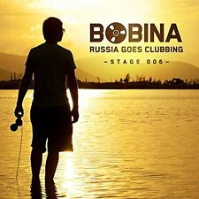 Bobina - Russia Goes Clubbing (Stage 006) [CD]