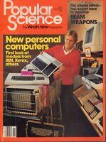 Popular Science November 1981 IBM, Xerox, Beam Weapons 091517DBE
