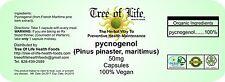 pycnogenol Refill 57 Capsules 19 DayProtocol Organic FREE USA SHIPPING