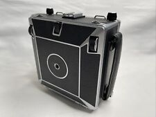 New Bellows [ Almost Mint ] Linhof Master Technika 4×5 Rf Large Format Camera Jp
