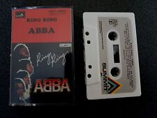 RARE ABBA RIING RING CASSETTE  TAPE  AUSTRALIA  LIKE NEW SUMMIT LABEL