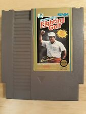 LEE TREVINO'S FIGHTING GOLF NES NINTENDO WORKING CONDITION ~FREE SHIPPING~