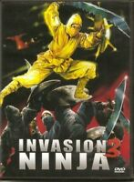 Invasion Ninja 3  - DVD