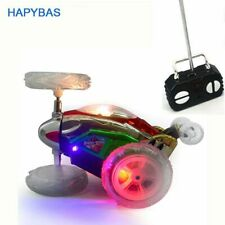 Mini RC Car Remote Control Toy Stunt Car Monster Truck Dancing Model With Lights