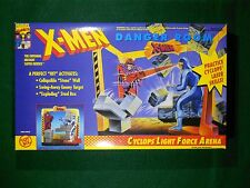 "The Uncanny X-Men 1994 Cyclops ""Light Force Arena"" Play Set  – MIMB – Toy Biz"