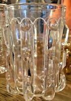 EAPG Columbia Glass Co's Broken Column Tumbler circa 1892-93