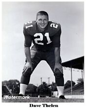 Cfl Hofer Rb Dave Thelen Ottawa Rough Riders 8 X 10 Photo Picture Free Shipping