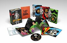Lost in Space Complete TV Series BluRay Limited Edition Box Set Packaging NEW!