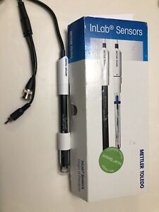 Mettler Toledo InLab Expert Pro pH Temperature Electrode Probe Tested New In Box