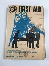 St John Ambulance First Aid Manual Paperback