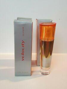 Mary Kay Velocity EDP Eau de Parfum OLD STOCK Perfume 1.7 oz Spray NEW NIB