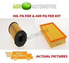 DIESEL SERVICE KIT OIL AIR FILTER FOR JAGUAR XJ6 2.7 207 BHP 2005-09