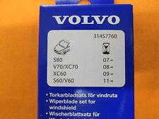 Original Volvo Wischerblätter vorne XC60 S60 V60 S80 V70 XC70 31457760