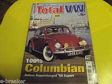 TOTAL VW MAGAZINE MAY 1999 #c3
