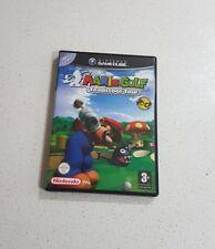 Mario golf toadstool tour complete Nintendo Gamecube ⭐OZ SELLER GET IT FAST