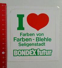 Aufkleber/Sticker: Bondex Futur (050616153)
