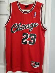 Nike MICHAEL JORDAN Chicago #23 Basketball Jersey. Team Sports. Youth Size M