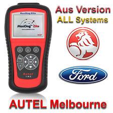 Autel MD802 Maxidiag Elite ALL SYSTEM Auto OBD2 Diagnostic Scan Tool AUS VERSION