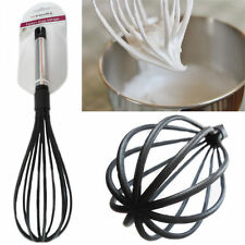 PRIMA Kitchenware Nylon Egg Whisk Large Balloon Kitchen Hand Mixer Long Handle