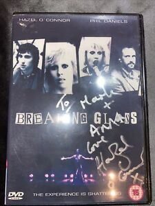 Breaking Glass DVD Promo Copy - Rare - Signed By Hazel O'Connor