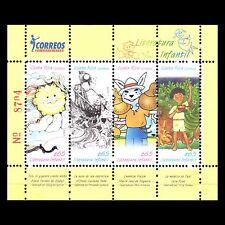Costa Rica 2009 - Children's Literature Art Fairy Tales - MNH