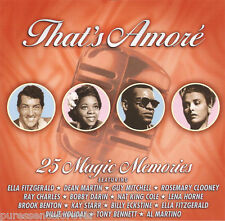 V/A - That's Amore: 25 Magic Memories (UK/EU 25 Tk CD Album)
