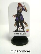 Pathfinder Battles Pawns/Tokens - #219 Puppet Master Wizard - NPC Codex
