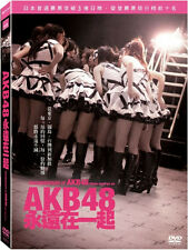 AKB48: Show must go on - Documentary (2011) Japan / DVD  TAIWAN