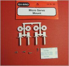 Du-Bro 924 Micro Servo Mount Qty (2)