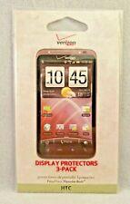 Verizon HTC screen display protectors for THUNDERBOLT