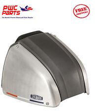 YAMAHA XSR 900 Aluminum Seat Cowl Matte Gray OEM NEW in Box B90-F47F0-V0-00