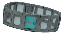 Festina 8940/4 Stainless Open Link Turquoise Dial Bracelet Women's Watch