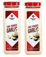 Garlic Seasoning Fine Powder 21 oz.  - 2 PACK