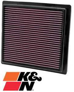 K&N REPLACEMENT AIR FILTER FOR JEEP GRAND CHEROKEE WK EZD EZH ESG 5.7L 6.4L V8