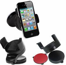 Universal, teléfono móvil, PDA coche Parabrisas Ventosa Soporte de montaje cuna soporte