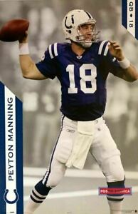 Peyton Manning Indianapolis Colts 2005 Official NFL Poster 22.5 x 34