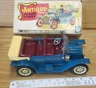 Vintage Tin Toy friction Antique tourer Deluxe Super clean working