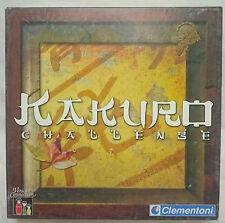 Kakuro Challenge - Clementoni