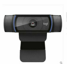 Logitech C920 HD Pro USB 1080p Network Camera with Black Belt Built-in Batte