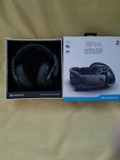 Sennheiser GSP 670 Over the Ear Wireless Headphones - Black
