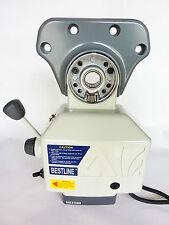 Mill Power Feed Bridgeport-Atlas-Acer-Kent-Sharp-Lagun-Jet-Sharp-Servo-Clausing