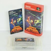 SUPER METROID Super Famicom Nintendo 2329 sf