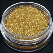 Biodegradable Cosmetic Glitter, .004 Hex, Gold, 200g